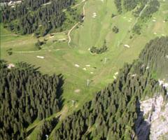 Photo du Golf de Morzine-Avoriaz