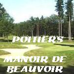 Golf de Poitiers-Manoir de Beauvoir